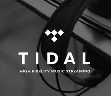 NEW Tidal HIFI Music Family Plan Account 6 Users 1 Month FAST DELIVERY Worldwide