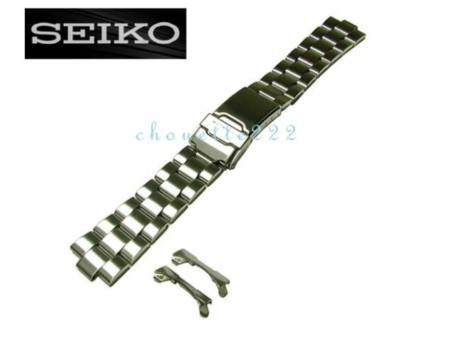 GENUINE SEIKO 4997JG STAINLESS STEEL METAL 20MM WATCH BAND FOR SND255, SND253