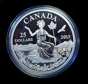 2013-25-Fine-Silver-Canada-An-Allegory