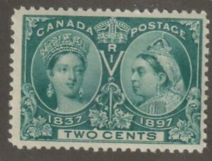 Canada-1897-52-Diamond-Jubilee-Issue-Queen-Victoria-F-MNH