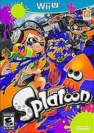 Splatoon (Nintendo Wii U, 2015)