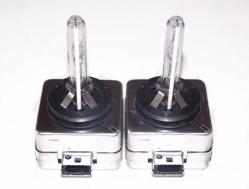 6000K  E-Zulassung Ersatz Lampen Birnen  Xenon  *G706 2 x Xenon Brenner D1S