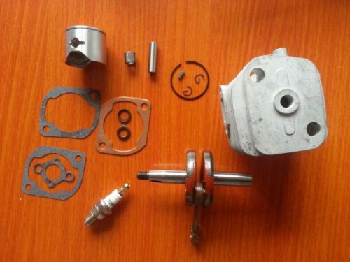 30.5cc 2 Bolt Big Bore Upgrade Engine Kit for 1/5 HPI Baja 5B 5T SS SC ROVAN