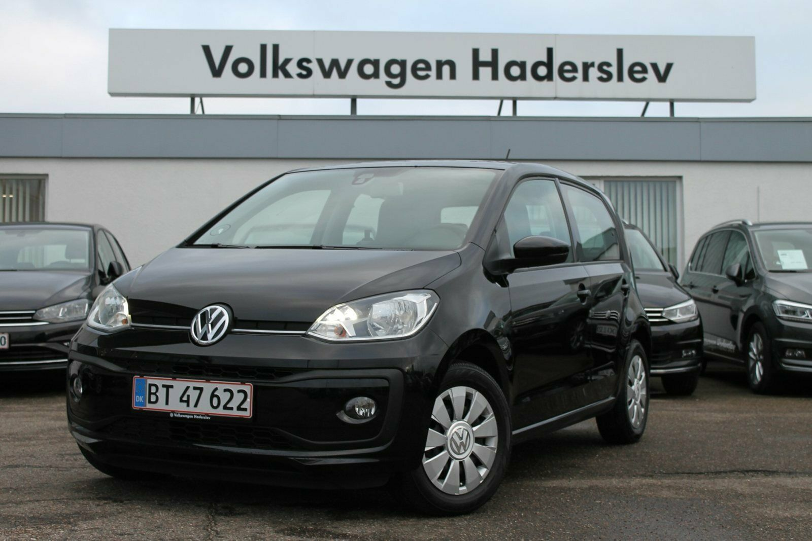 VW Up! 1,0 MPi 60 Move Up! BMT 5d - 103.700 kr.