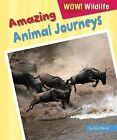 Amazing Animal Journeys by Alix Wood (Hardback, 2012)
