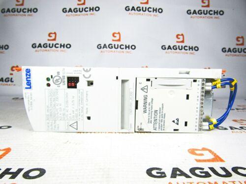 Lenze E82EV551-2C200 Ac Drive 230//240v-ac 0-650hz 0-230//240v-ac 3//4hp USED