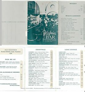 ADVERTISING-DEPLIANT-PUBBLICITARIO-HOTEL-BAR-HAFNIA-COPENHAGEN