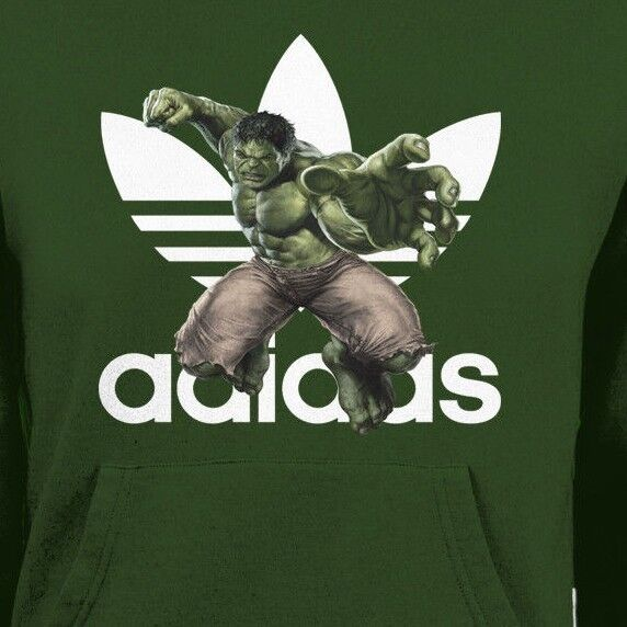 MARVEL'S HULK  ATHLETIC WEARWINTER HOODIE OLDSKOOL  Shirt MANY OPTIONS