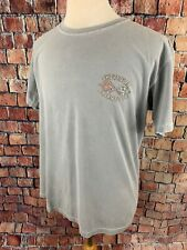 "Laid-Back USA T Shirt Dodge /""We Do the Fillin/' You do the Chillin/"" Blue XL"