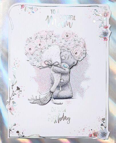 Me To You Tatty Teddy merveilleux maman fait main coffret CARTE D/'ANNIVERSAIRE