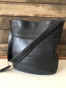 VTG-Coach-Leather-Bag-Tribeca-Tote-Shoulder-Purse-A8D-9083