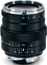 ZEISS ZM 35mm 1,4 Distagon T* Leica M schwarz