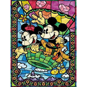 DIY Diamond Painting Part Drill Cartoon 5D Embroidery Cross Stitch Kit Art Craft