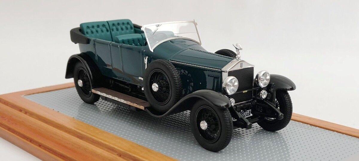 ILARIO ILARIO ILARIO 43121 Rolls Royce Silver Ghost Torpedo Tourer Million Guiet 1924 s 1/43 16ef98