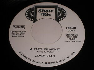Jamey-Ryan-A-Taste-Of-Money-mono-Stereo-45