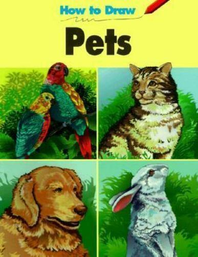 How to Draw Pets by Linda Murray