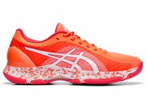 Asics Womens Netburner Super FF Netball Shoes Blue Sports Breathable