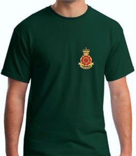 Queen/'s Lancashire Regiment TShirt T-Shirt