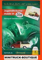 Sternquell Brauerei - DDR-Edition Nr. 7 >>> IFA F9 Schnelllieferwagen