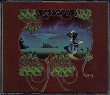 YES Yessongs JAPAN 1st Press 1987 2 CD 55XD718/9 PINK FLOYD KING CRIMSON