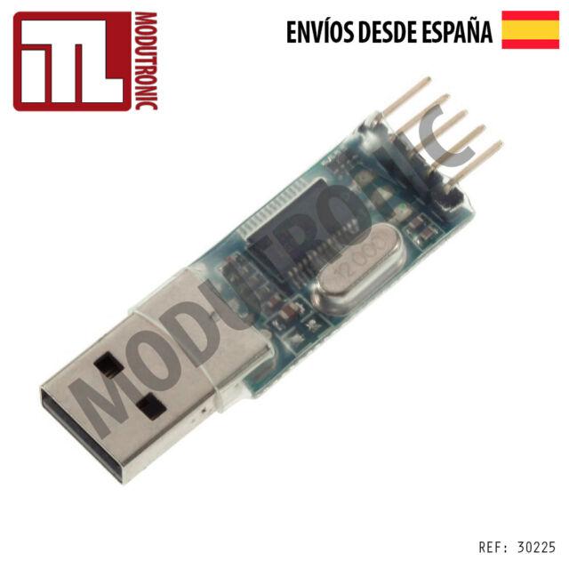 Modulo adaptador PL2303 USB To RS232 UART TTL compatible Arduino / Esp8266