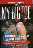My Big Toe - The Complete Trilogy By Thomas Campbell, (paperback), Lightning Str on sale