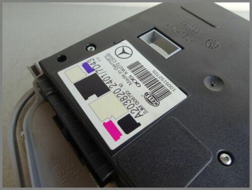 Mercedes Benz MB W203 Innenraumleuchte Leselampe 2038202401 Dachbedieneinheit