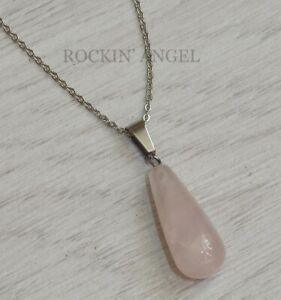Gorgeous quartz necklace