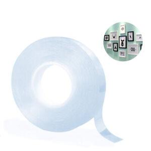 Spurenloses-Waschbares-Klebeband-Doppelseitiges-Stickiness-Nano-Transparent-DE