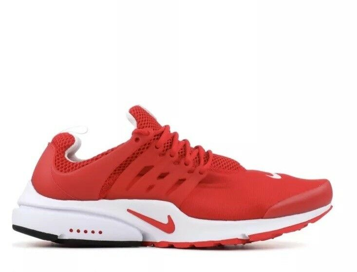 Nike Air Presto Essential Mens 848187-601 University Red Running shoes Size 13