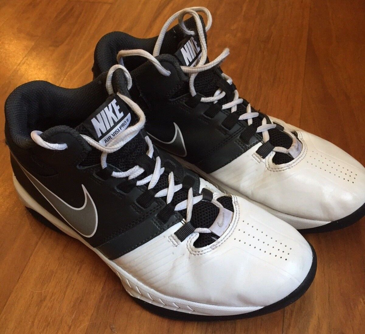 NIKE AIR VISI PRO 5 Womens  Mid Top Shoes Comfortable Seasonal price cuts, discount benefits