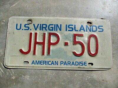 British Virgin Islands Tortola Novelty Auto Car Tag License Plate
