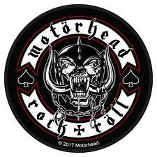 MOTÖRHEAD - Aufnäher Patch Biker Badge 9x9cm