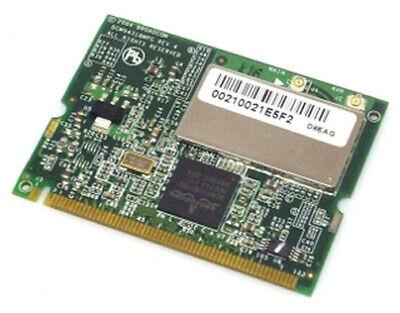 Sezione Speciale Mini Pci Scheda Wlan Wireless 54 Mpbs 802.11b 802.11g Broadcom Notebook Nuovo-