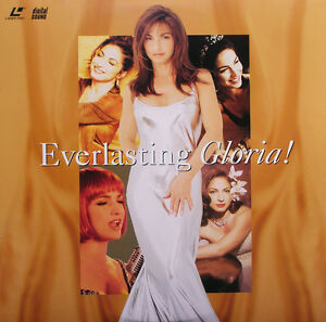 GLORIA-ESTEFAN-Everlasting-Gloria-Laser-Disc