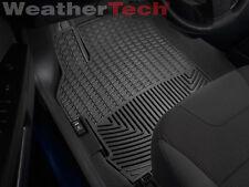 WeatherTech All-Weather Floor Mats for Nissan Sentra - 2007-2012 - Black