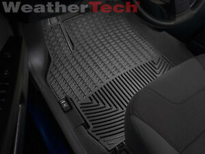 Weathertech All Weather Floor Mats For Nissan Sentra
