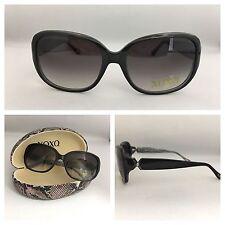 New 100% Authentic Sunglasses XOXO X2330 Black (BLCK) 56-17-135