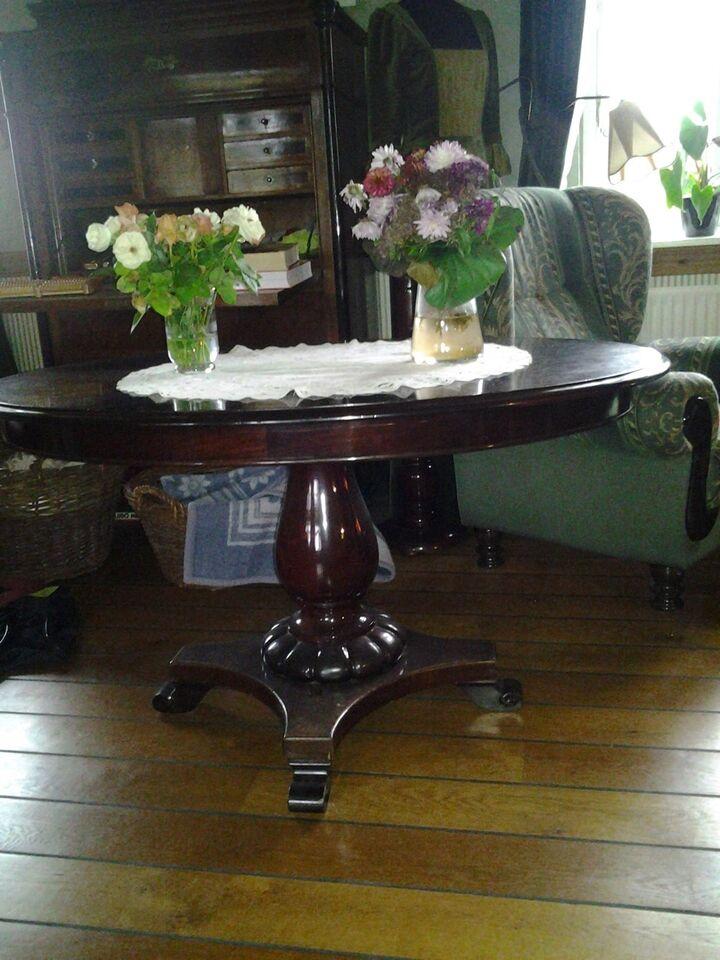 Sofabord, Antik, mahogni – dba.dk – Køb og Salg af Nyt og Brugt