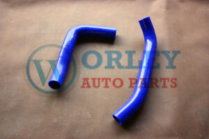 silicone radiator hose FOR Holden HQ HJ HX HZ V8 253 308 4.2L 5.0L RED