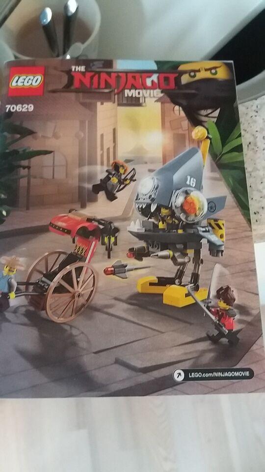 Lego Ninjago, 70629