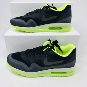 Details about NIKE AIR MAX LUNAR 1 TRAINERS WOMENS GIRLS BLACK GYM CASUAL SHOES RRP £125