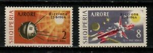 Albania Scott C73-4 Mint Hinged Mild And Mellow catalog Value $30.00