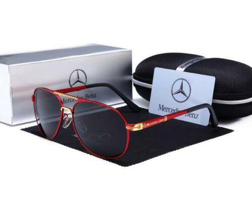 Mercedes AMG Men/'s UV400 Sunglasses Sports Racing Outdoor Glasses UK