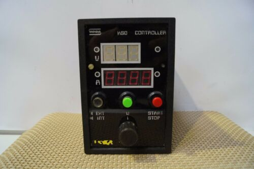 07.89 Konstantstrom-Gleichrichter Hanke KSG.Controller SerieNo.