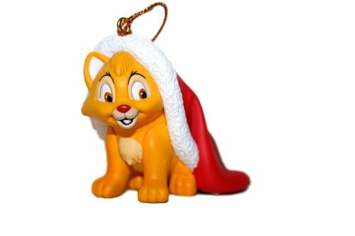 Oliver and The Gang Rare Oliver Disney Grolier Christmas Magic Ornament New