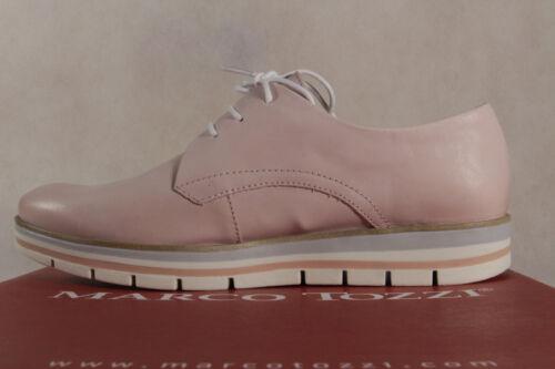 De Marco Deporte 23209 Nuevo Zapatilla Cordones Bajas Zapatos Tozzi Rosa r7HwqEr