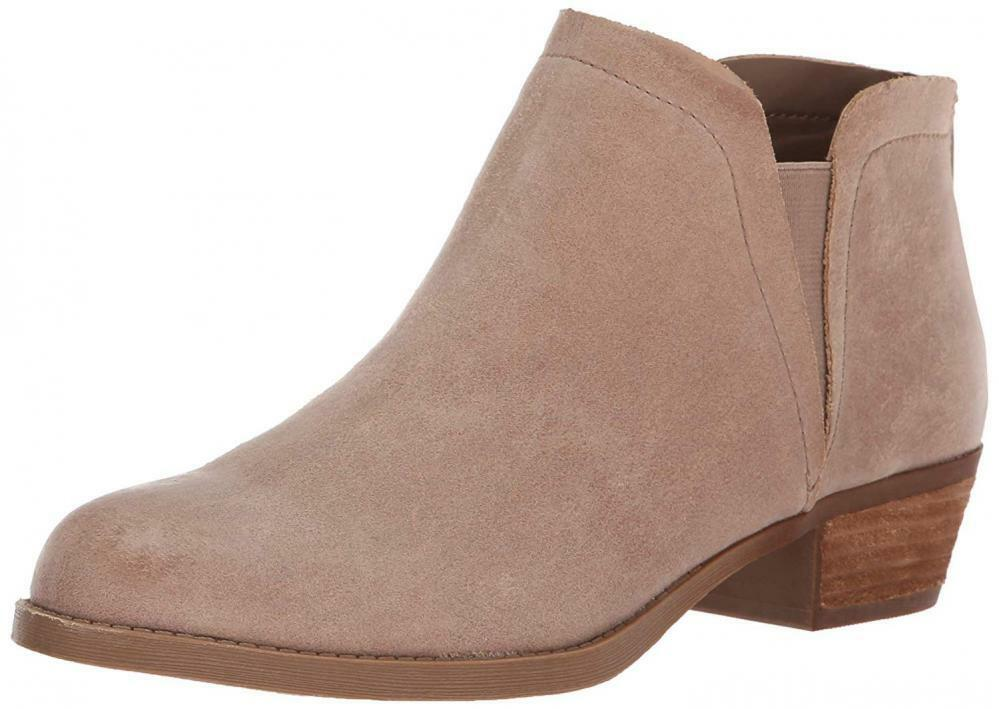 Carlos by Santana Womens Bates Ankle Boot Bootie Chunky High Heel Casual Walking