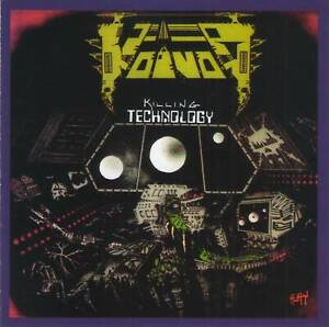 VOIVOD-KILLING-TECHNOLOGY-1987-Canadian-Thrash-Metal-CD-Jewel-Case-FREE-GIFT