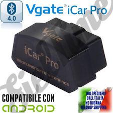 OBD2 OBDII Vgate iCar PRO BLUETOOTH 4.0 SCANNER DIAGNOSI AUTO ANDROID SAMSUNG S8